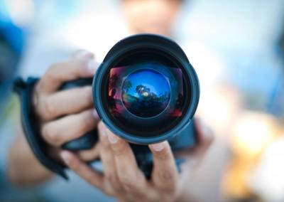 Curso de fotografía en Cáceres